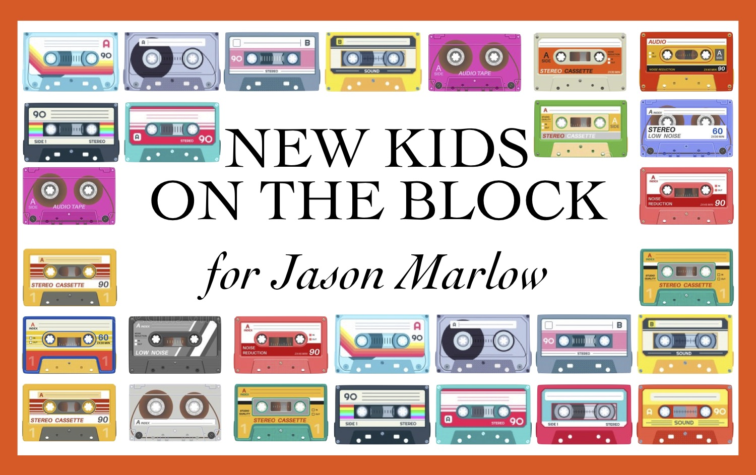 """New Kids on the Block"""